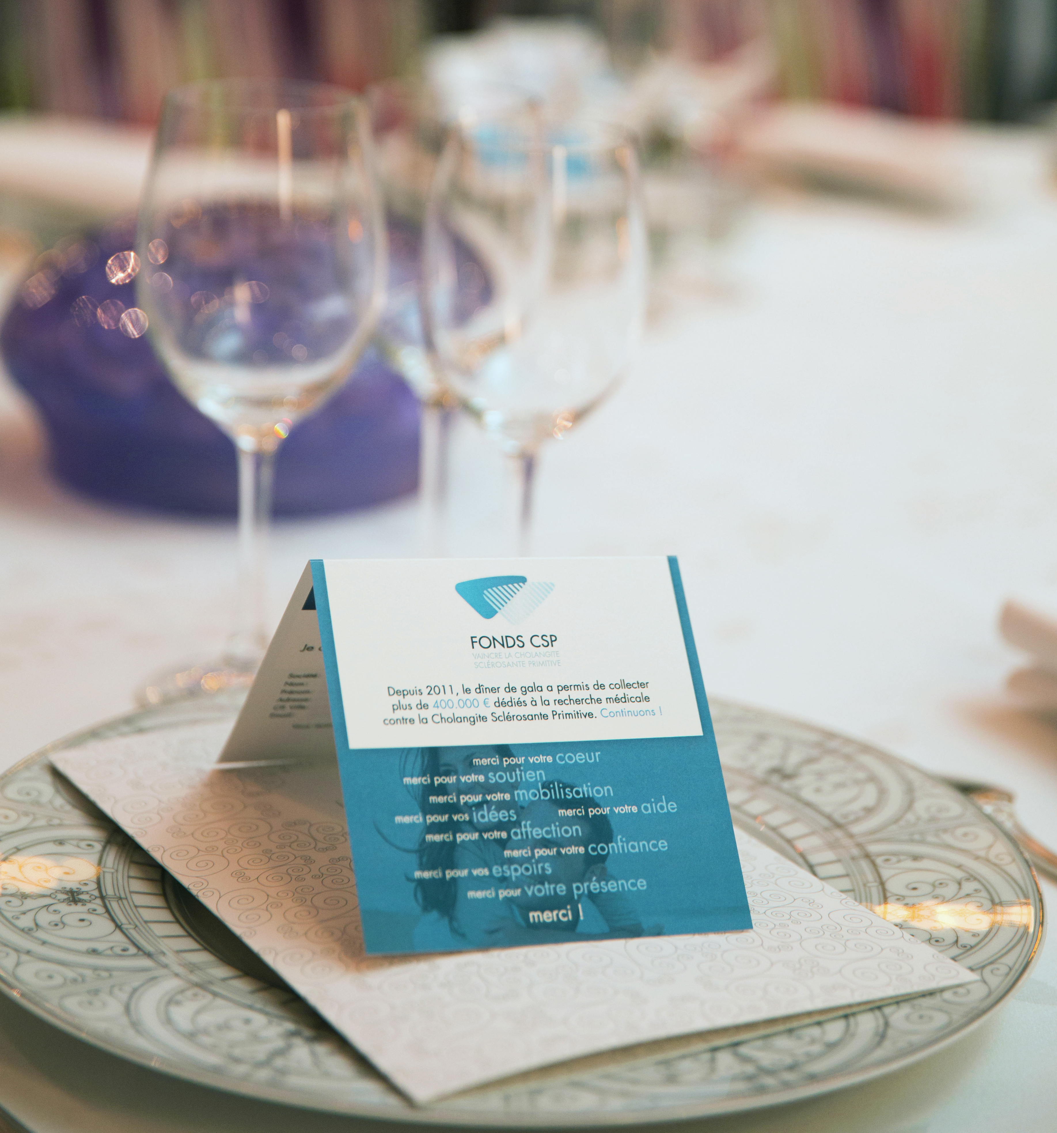 Une 7ème édition du dîner de Gala réussie !