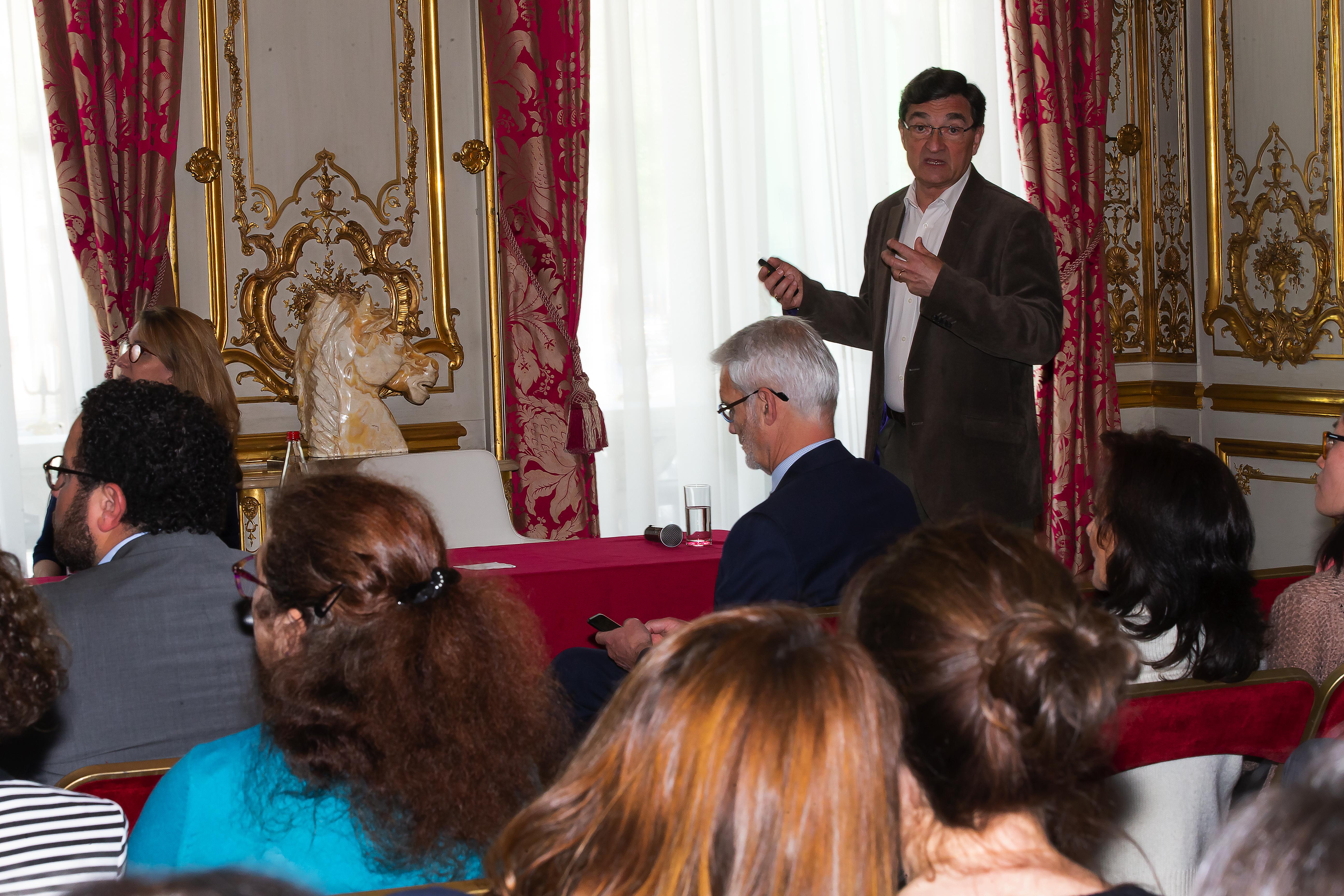 Conference avec le Pr Pierre Déchelotte
